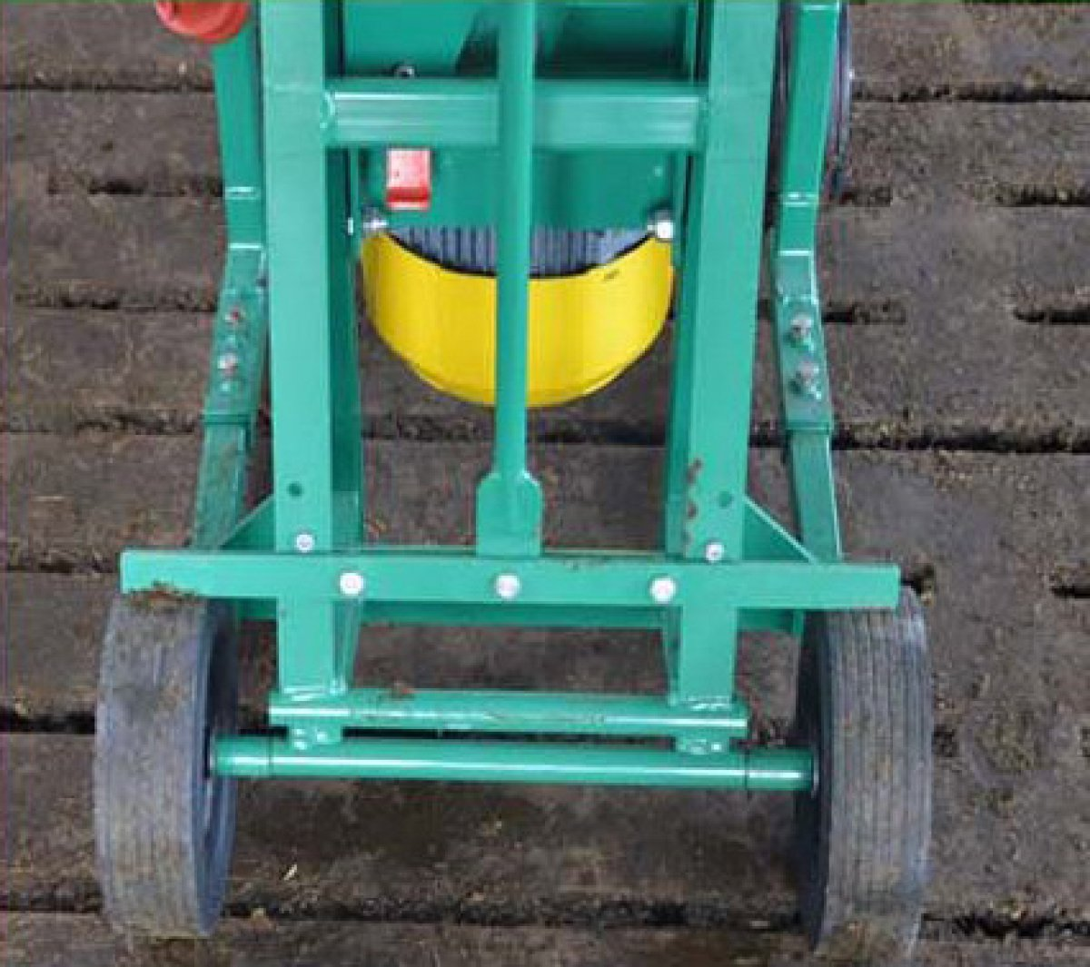 Safety Cart Bremse / Mini-Mix